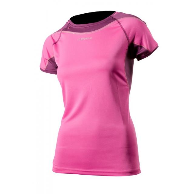 La Sportiva - Crystal T-Shirt - Women's Pink Medium