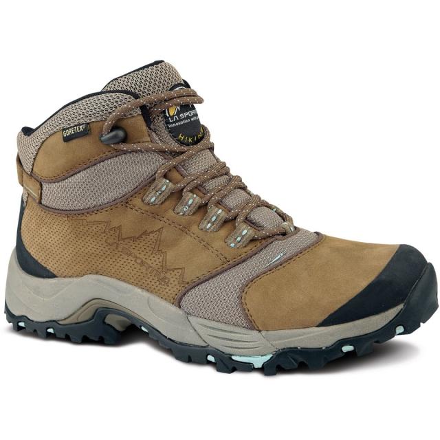 La Sportiva - FC 3.2 GTX Hiking Boot Womens - Brown / Blue 40