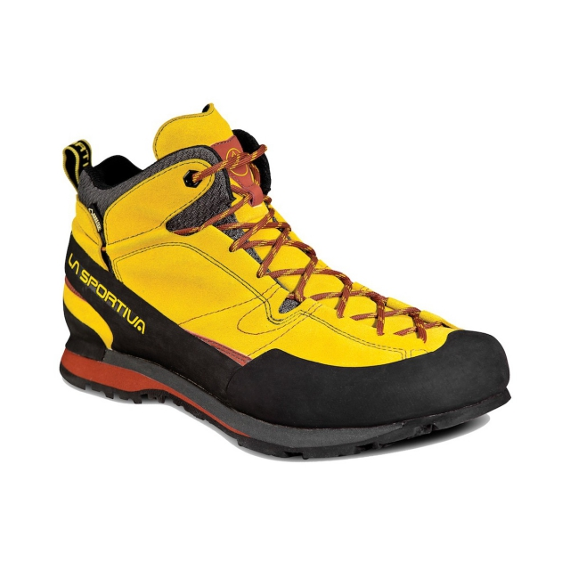 La Sportiva - Boulder X Mid GTX Hiking Shoe - Men's