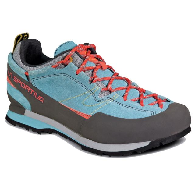 La Sportiva - Boulder X Approach Shoe Womens - Ice Blue 42