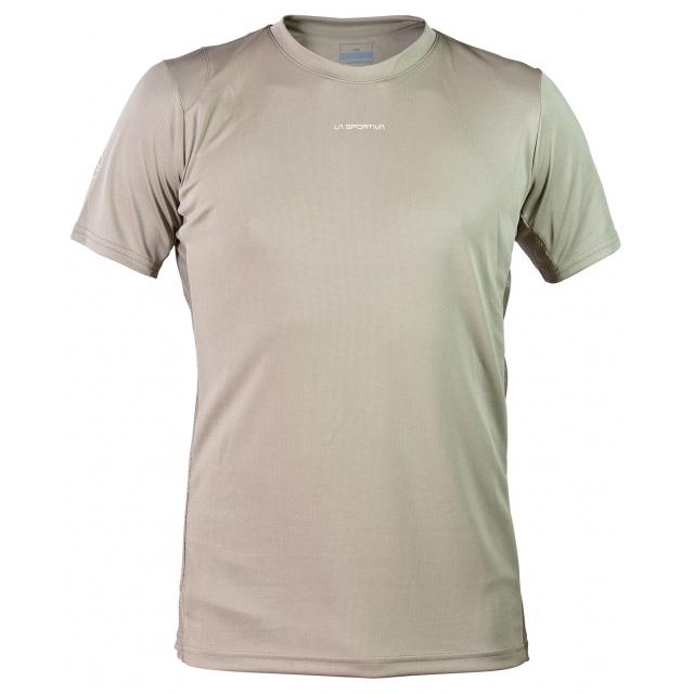 La Sportiva - - Circle Logo T Shirt Mens - X-Large - Taupe
