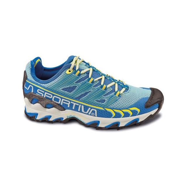 La Sportiva - Ultra Raptor Trail Running Shoe Womens Closeout (Light Blue)