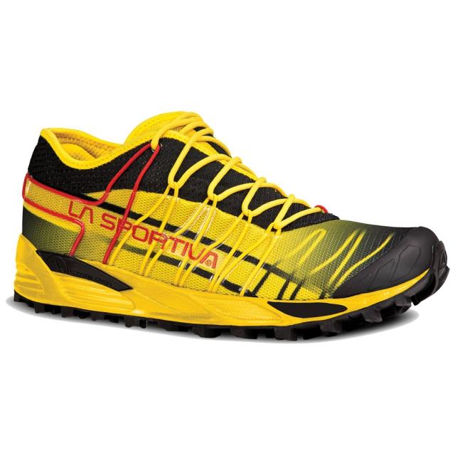 La Sportiva - Mutant Shoe Mens - Black / Yellow 44