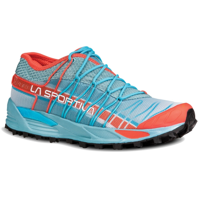 La Sportiva - Mutant Shoe Womens - Ice Blue Coral 42.5