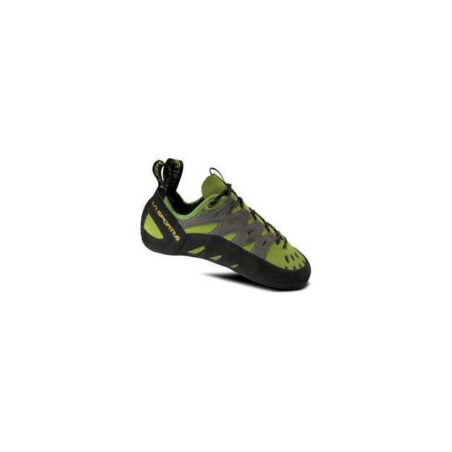 La Sportiva - Tarantulace Climbing Shoe - Green In Size: 35