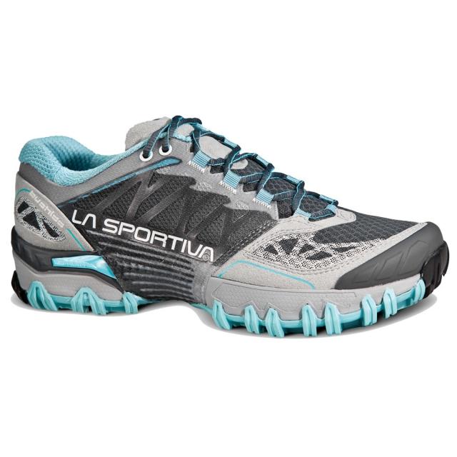 La Sportiva - Bushido Shoe Womens - Ice Blue / Grey 41.5
