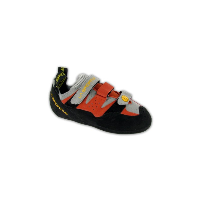 La Sportiva - Mantis Orange/ Grey Size 37