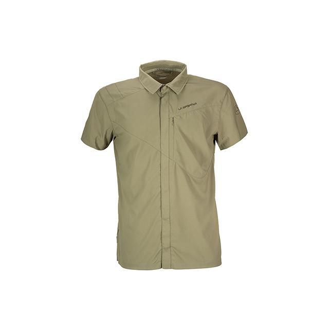 La Sportiva - - Chrono Shirt M - SMALL - Taupe