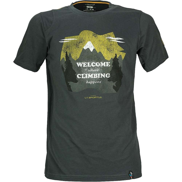 La Sportiva - Men's Welcome T Shirt