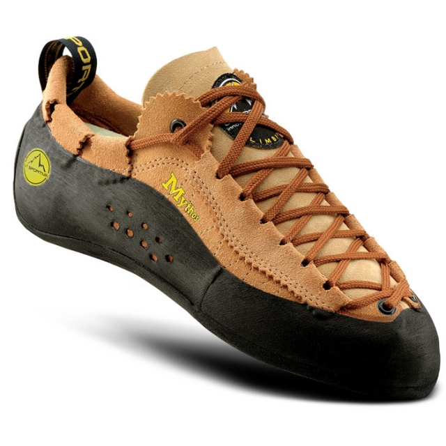 La Sportiva - Mythos Climbing Shoe - Terra 45