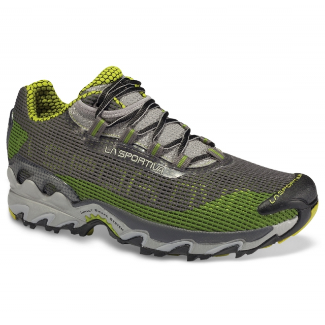 La Sportiva - - Wildcat Trail Shoe Men - 42.5 - Turtle