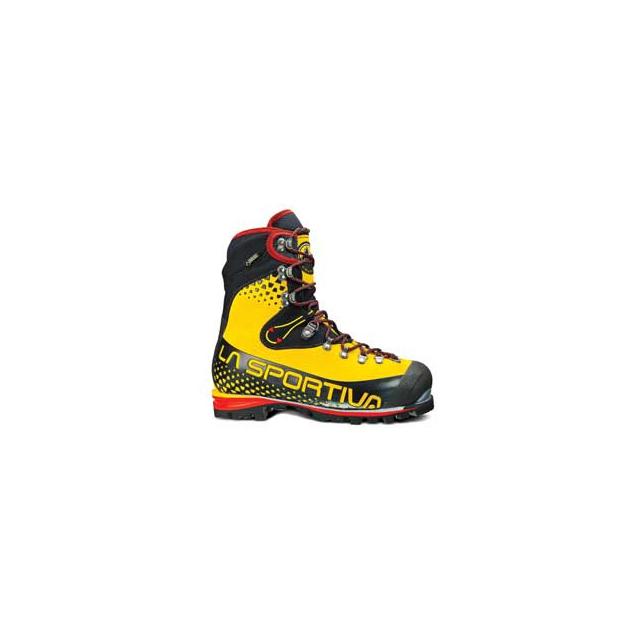 La Sportiva - Nepal Cube GTX Mountaineering Boot - Men's - Yellow In Size
