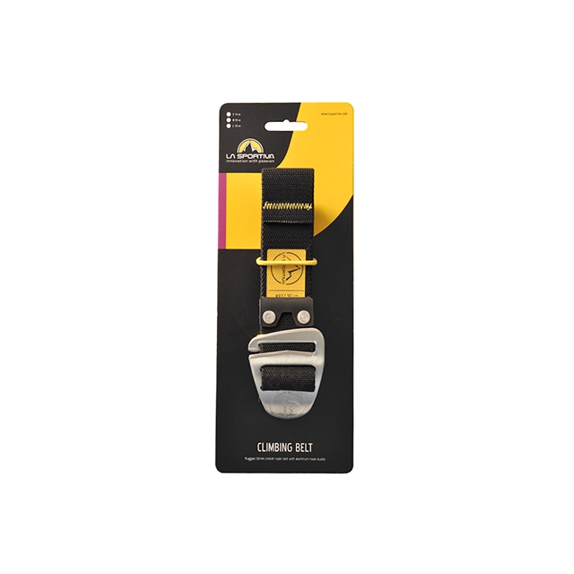 La Sportiva - - Climbing Belt  - SMALL - Grey