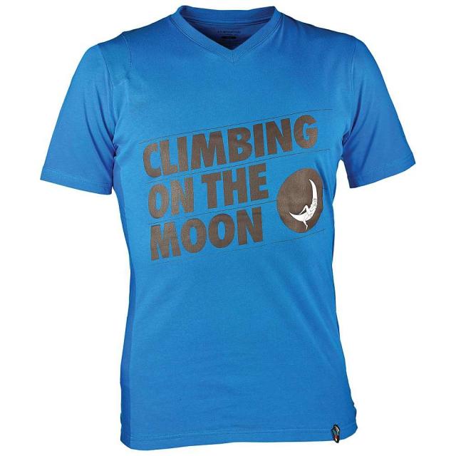 La Sportiva - Men's Climbing On The Moon T-Shirt
