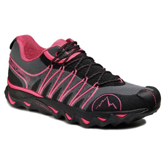 La Sportiva - Quantum Trail Running Shoe Womens - Black / Pink 37