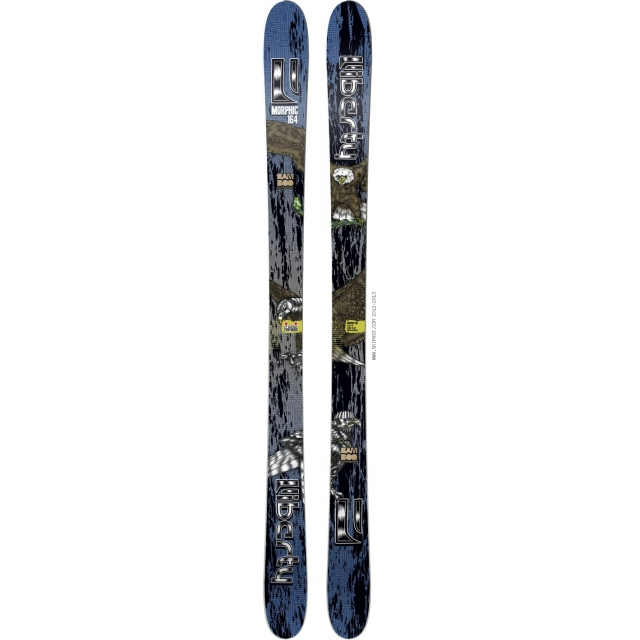 Liberty Bottle Works - Skis - Morphic Skis - 164