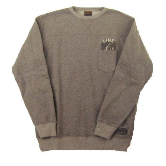 Line - Men's Dropout Crew Sweatshirt