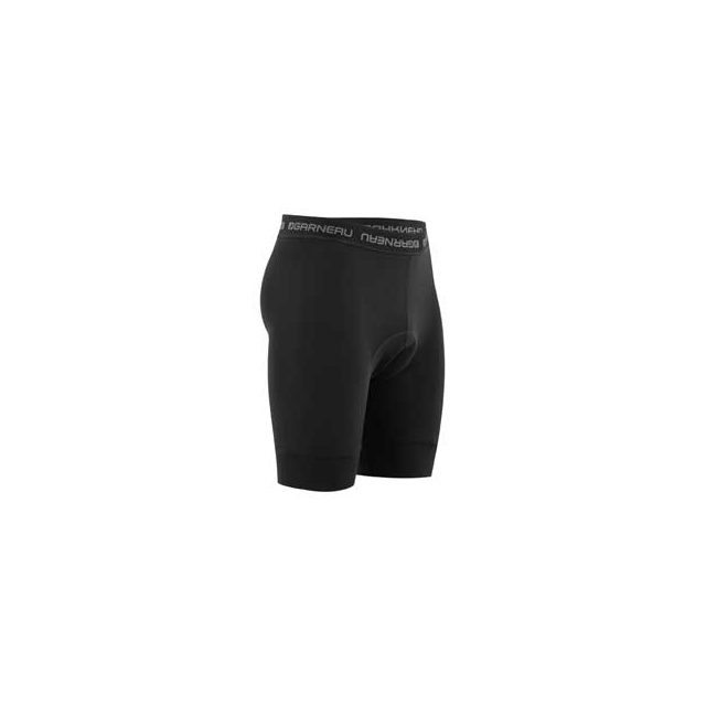 Louis Garneau - 2002 Innershorts Cycling Liner Short - Men's - Black In Size: Small