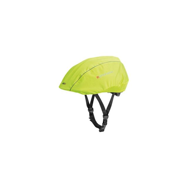 Louis Garneau - H2 Helmet Cover - Bright Yellow In Size