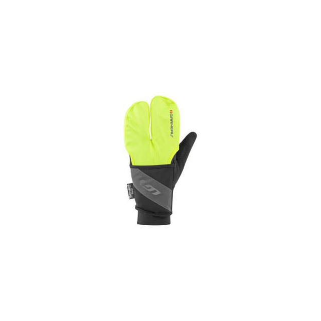 Louis Garneau - Super Prestige 2 Winter Cycling Glove - Unisex - Black In Size