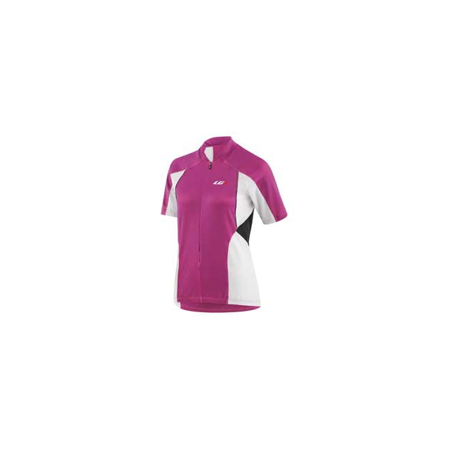 Louis Garneau - Breeze Vent Cycling Jersey - Women's - Candy Purple In Size: Large