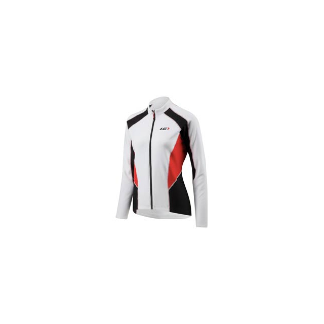 Louis Garneau - Delano Cycling Jersey 2 - Women's - White In Size: Small