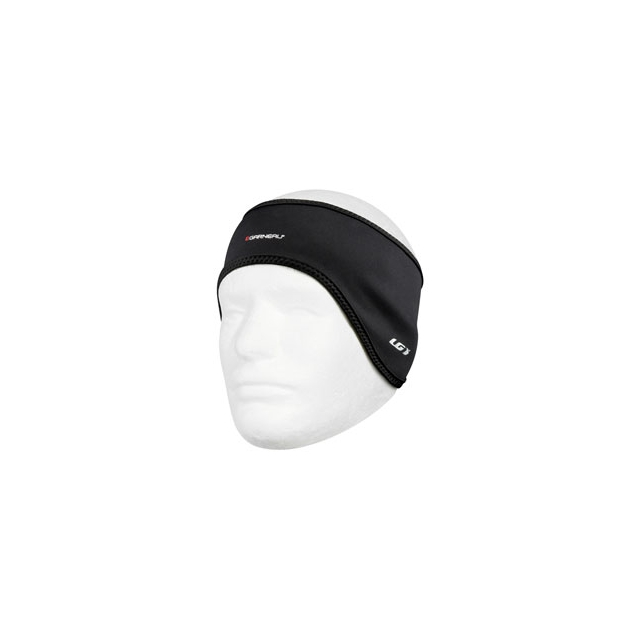 Louis Garneau - Ear Cover 2 - Black In Size: L-XL