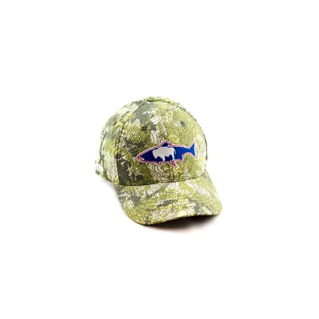 Repyourwater - Wyoming Flag Hat