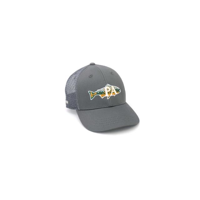 Repyourwater - Pennsylvania Brookie Mesh Back Hat