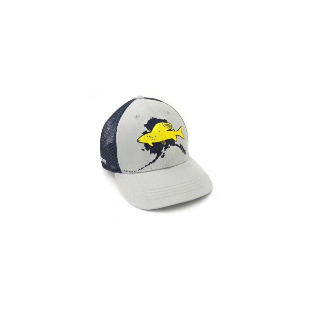 Repyourwater - Alaska Grayling Mesh Back Hat
