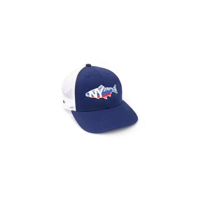 Repyourwater - New York Brookie Mesh Back Hat