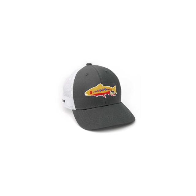 Repyourwater - California Golden Trout Mesh Back Hat