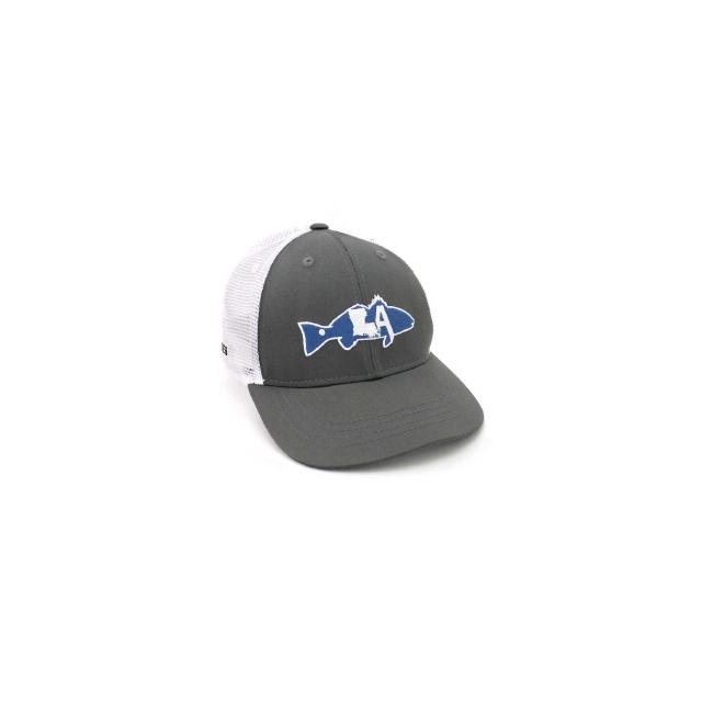 Repyourwater - Louisiana Redfish Mesh Back Hat