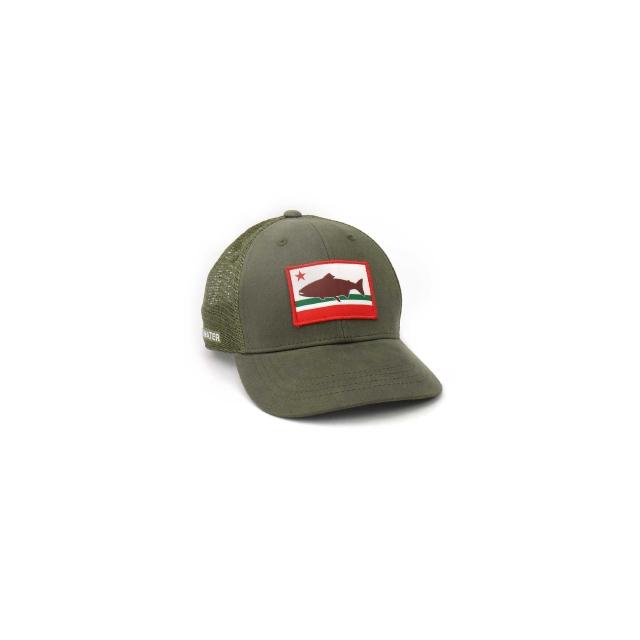Repyourwater - California Republic Mesh Back Hat