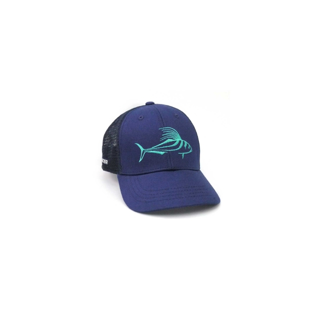 Repyourwater - Rooster Fish Mesh Back Hat