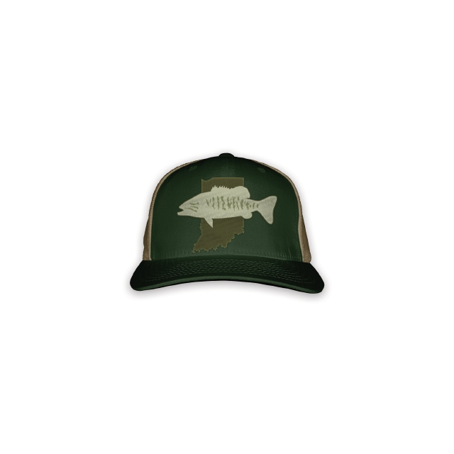 Repyourwater - Indiana Mesh Back Hat