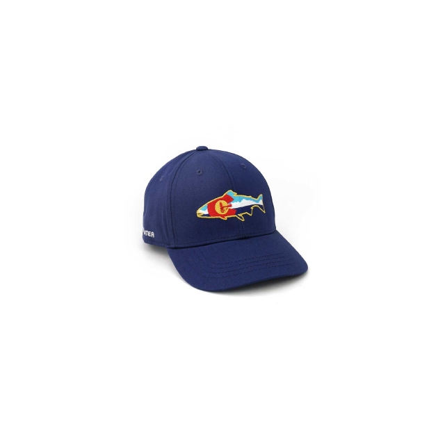 Repyourwater - Colorado Fly and Mountains Hat