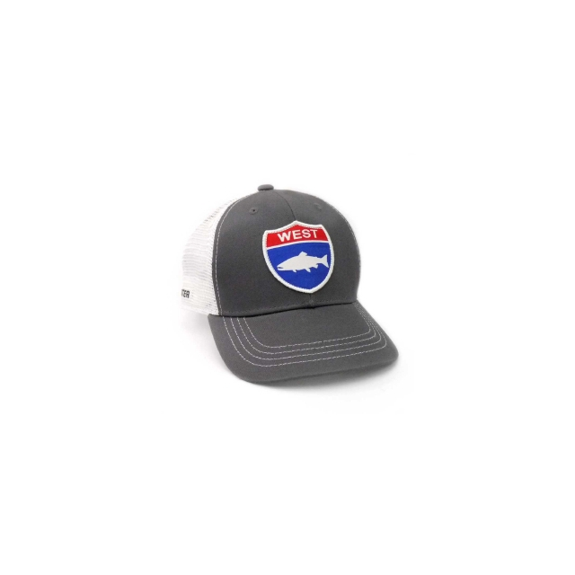 Repyourwater - Interstate West Mesh Back Hat