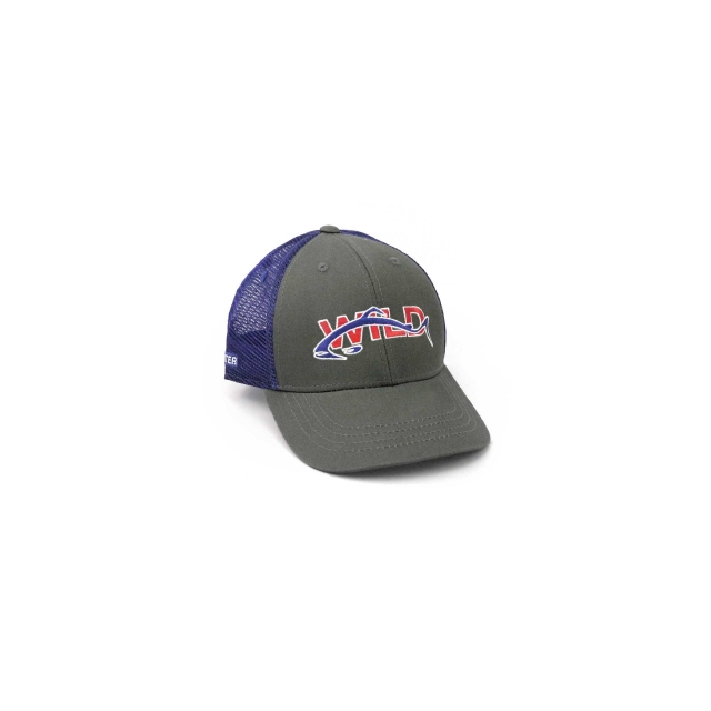 Repyourwater - Wild Steelhead Mesh Back Hat