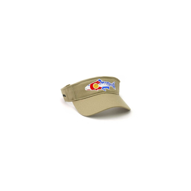 Repyourwater - Colorado Cutthroat Visor