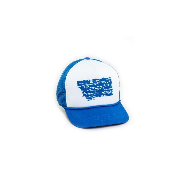 Repyourwater - Montana Big Sky Foam Front Mesh Back Hat
