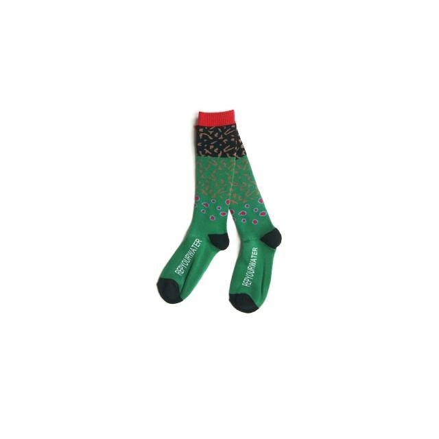 Repyourwater - Trout Skin Socks