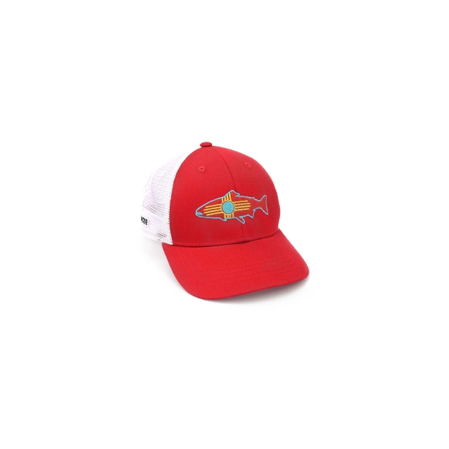 Repyourwater - New Mexico Flag Mesh Back Hat