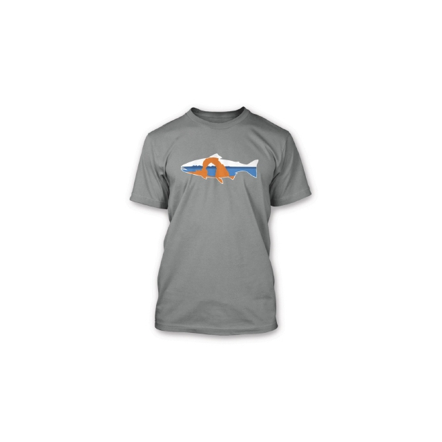 Repyourwater - Utah Delicate Arch T-Shirt - Men's