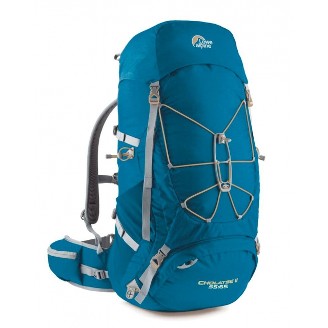 Lowe Alpine - Cholatse 50:60 REG::Surf Blue