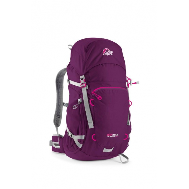 Lowe Alpine - Airzone Quest ND 30 One Size::Sangria/Quartz