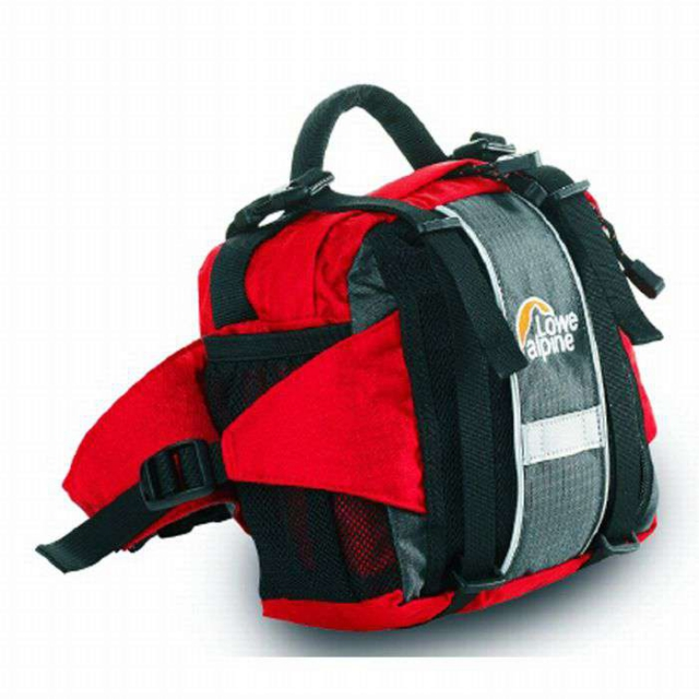Lowe Alpine - Peak Runner Hip Pack - Black/Slate Grey