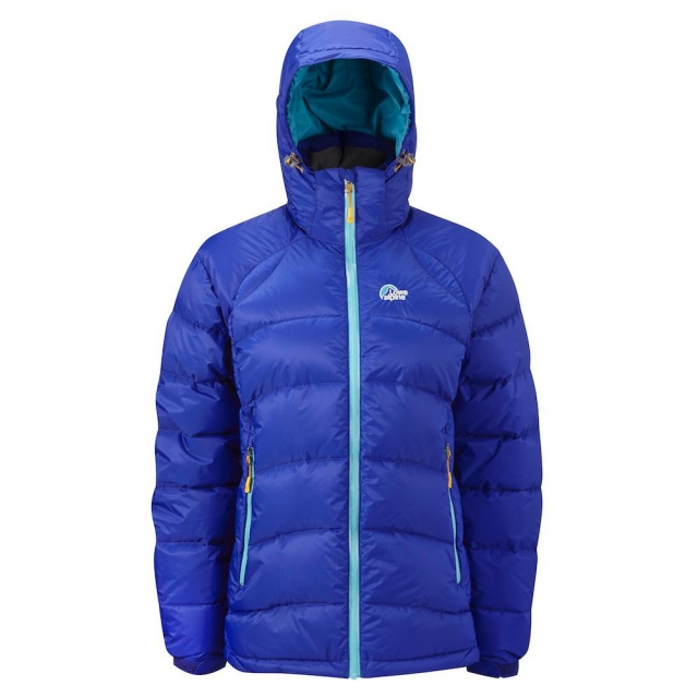 Lowe Alpine - Women's Alpenglow Jacket SM::Nordic Blue