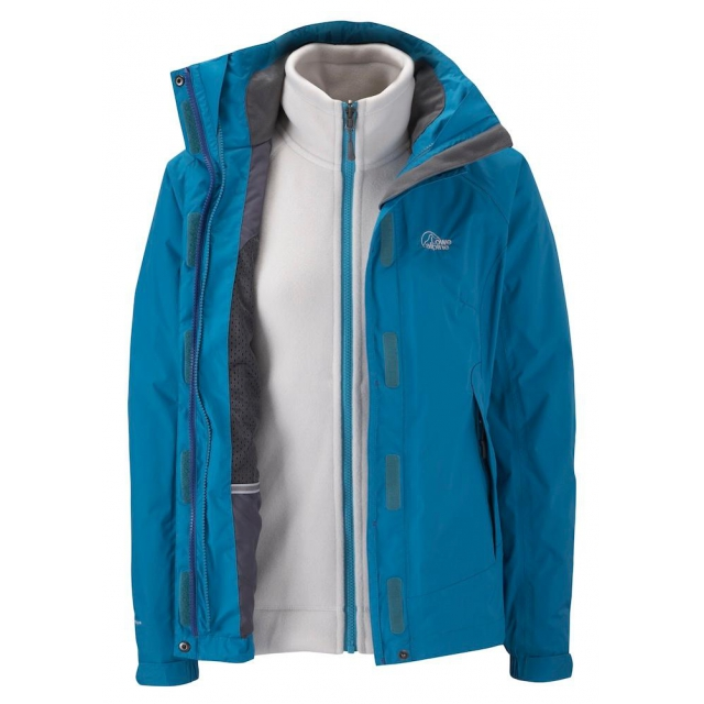 Lowe Alpine - Women's Sequoia Jacket SM