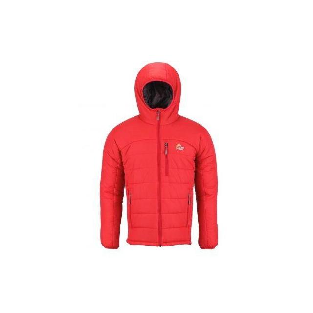 Lowe Alpine - Glacier Point Jacket MD::Autumn Red